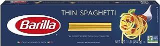 Barilla Pasta, Thin Spaghetti, 16 oz