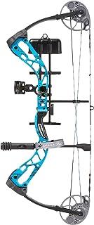 Diamond Archery Edge Sb-1 Bow Packg Electric Blue Blaze Lh 15-30