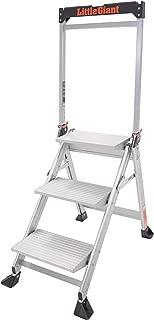 Little Giant Ladder Systems 11903 3-Step Jumbo (Renewed)