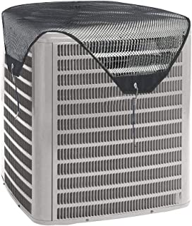 YINTZ Air Conditioner Cover- AC Cover Mesh Leaf Guard All Season Universal AC Defender for Outside Units (28