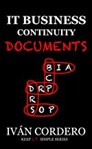 IT Business Continuity Documents