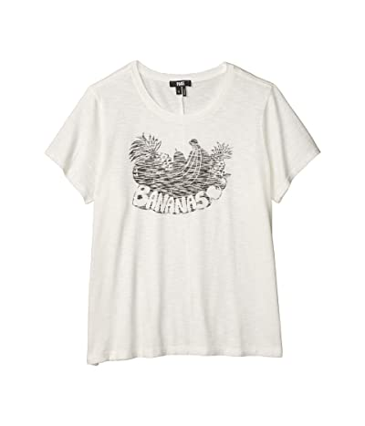 Paige Ellison Tee (Ivory/This Is Bananas) Women
