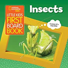 National Geographic Kids Little Kids First Board Book: Insects