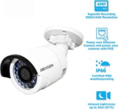 HIKVISION V5.3.3 4MP International Version POE IP Bullet Camera Security DS-2CD2042WD-I 6mm firmware upgradeable