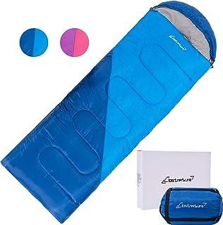Clostnature Sleeping Bag - Lightweight Waterproof Camping Sleeping Bag for Adults, Kids, Women, Men's Hiking, Outdoors, Mo...