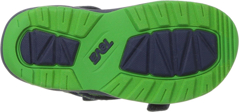 Teva Baby-Boy's T Psyclone XLT Sport Sandal, Navy, 10 M US Toddler