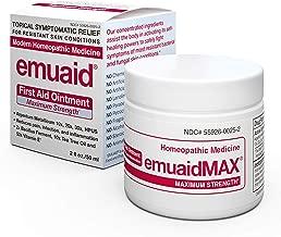 EMUAID Max First Aid Ointment, 2 Ounce