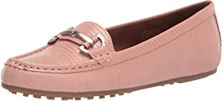Aerosoles Women's Day Driving Style Loafer, PINK PU, 6