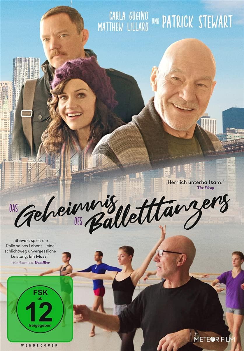 Cover: Das Geheimnis des Balletttänzers 1 DVD (circa 92 min)