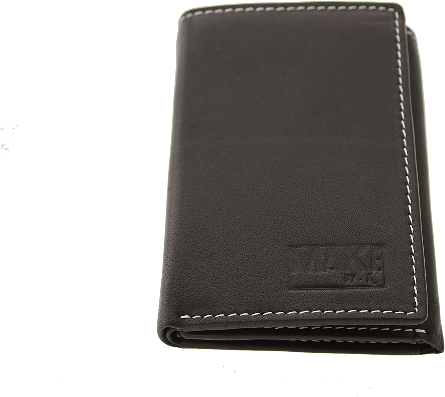 MAKE by TL Texas Trifold Sheep Leather Wallet