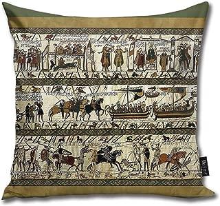 Best bayeux tapestry pillows Reviews