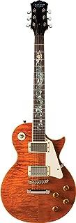Oscar Schmidt 6 String OE20 Electric Guitar. Serpentine Quilted, Right (OE20SERPENTQTE-A)