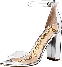 Sam Edelman Women's Yaro Heeled Sandal, sand, 11 M US