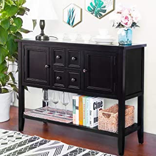 Best buffet table dimensions Reviews