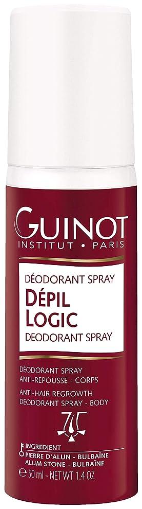 混合ボート生き返らせるギノー Depil Logic Deodorant Spray 50ml/1.6oz並行輸入品