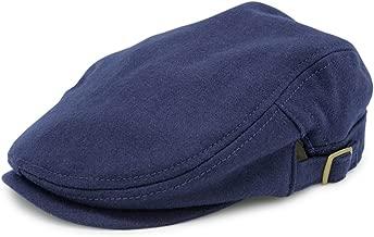 ハンチング 帽子 メンズ 秋冬 ゴルフ レディース カジュアル メルトン蓄熱保湿ハンチング