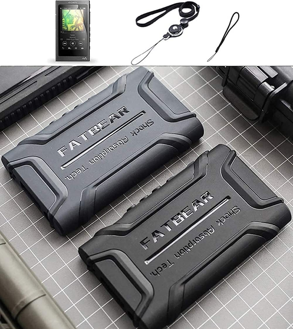 Chicago Sale SALE% OFF Mall Fat Bear for Sony NW A55 Rugged Shockproof Case Protectiv Armor