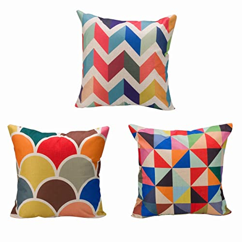 Stupendous Colorful Throw Pillows For Couch Amazon Com Unemploymentrelief Wooden Chair Designs For Living Room Unemploymentrelieforg