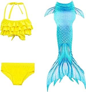 Le SSara 2018 Nuevo Sea-Criada Cosplay Swimwear Mermaid