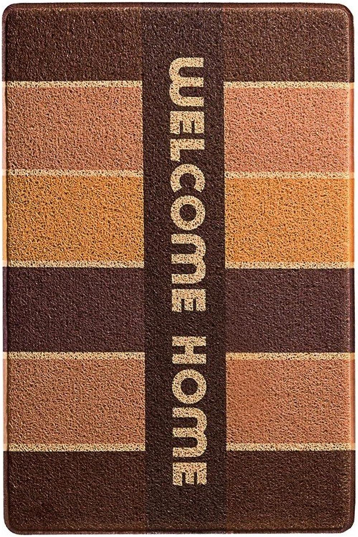 Doormat Indoor mat Household Carpet Entrance,Gateway,Entry,[Hall],Door mat The Door,no-Slipping mat -B 60x120cm(24x47inch)