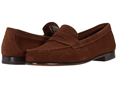 Sebago Clark Suede (Dark Brown) Men