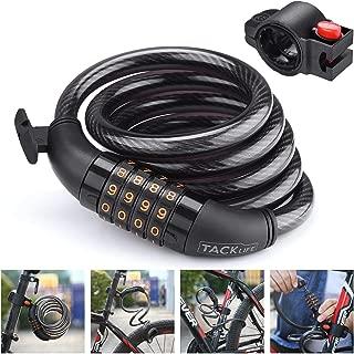 Best tacklife bike lock reset Reviews
