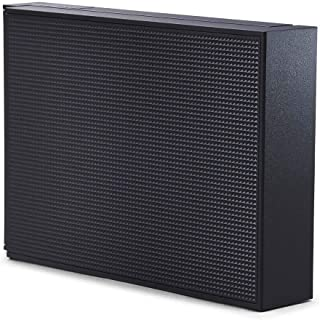 アイリスオーヤマ 4K放送対応ハードディスク 1TB HDCZ-UT1K-IR ブラック