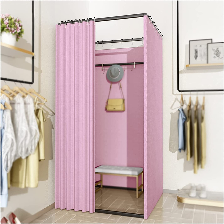 Brand Cheap Sale Venue JIANFEI Fitting Room Clothing Store Loc Heavy Mobile quality assurance Duty Track