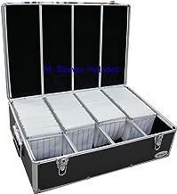 Best aluminium dvd storage case Reviews