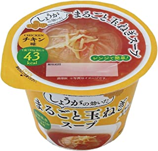 谷尾食糧 まるごと玉ねぎスープ(しょうが) 190g×12個
