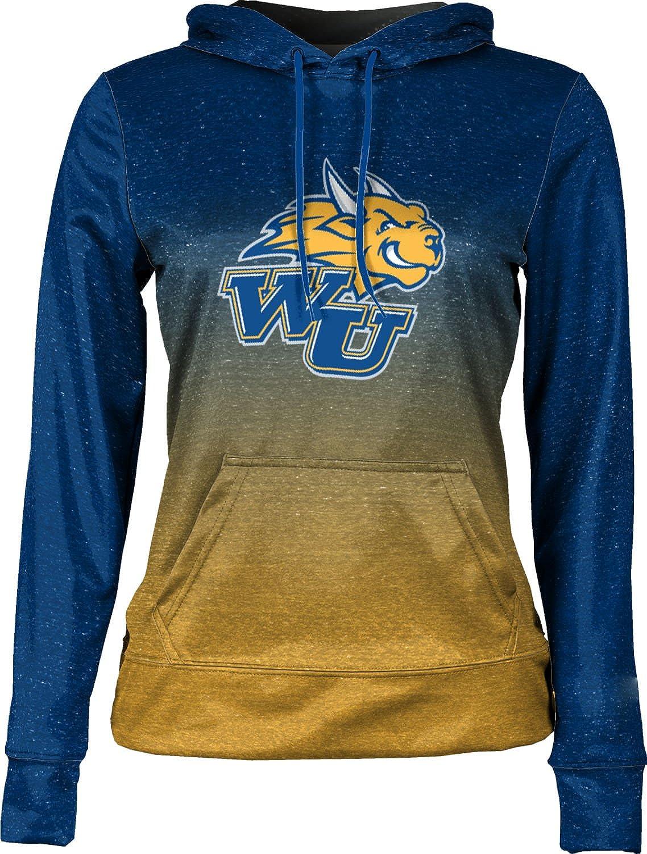 ProSphere Webster University Girls' Pullover Hoodie, School Spirit Sweatshirt (Ombre)