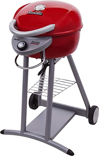 Char-Broil-20602109-Patio-Bistro-TRU-Infrared-Electric-Grill,-Red