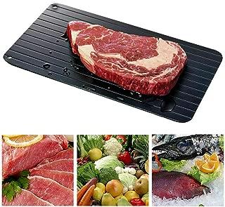 Super dégivrage décongélation bac viande volaille gadget de cuisine plaque outil