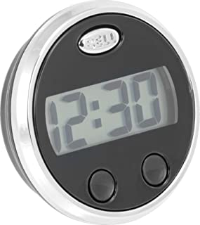 Bell Automotive 22-1-37015-8 Digital Clock