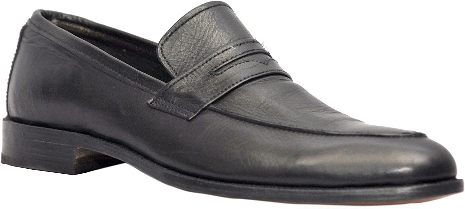 Webershoes Handmade Black Monk Leather shoes shoes Goodyear Welted Construction