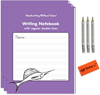 handwriting without tears workbooks