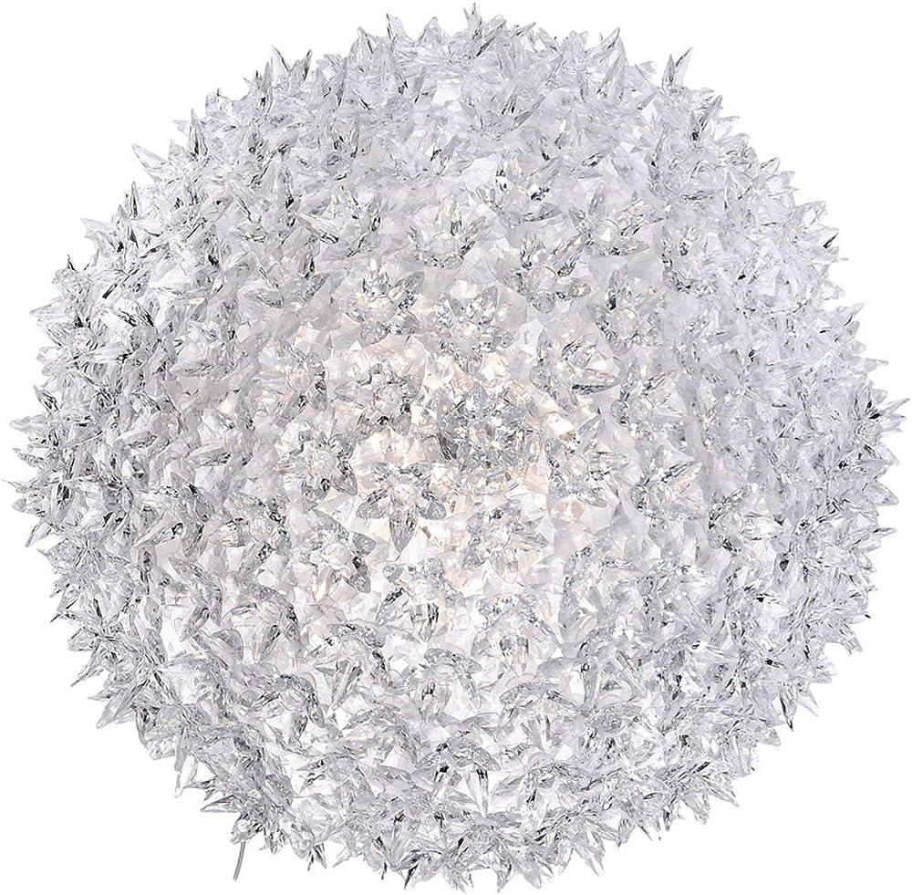 Kartell bloom, plafoniera, grande 09275B4