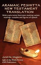 Aramaic Peshitta New Testament Translation