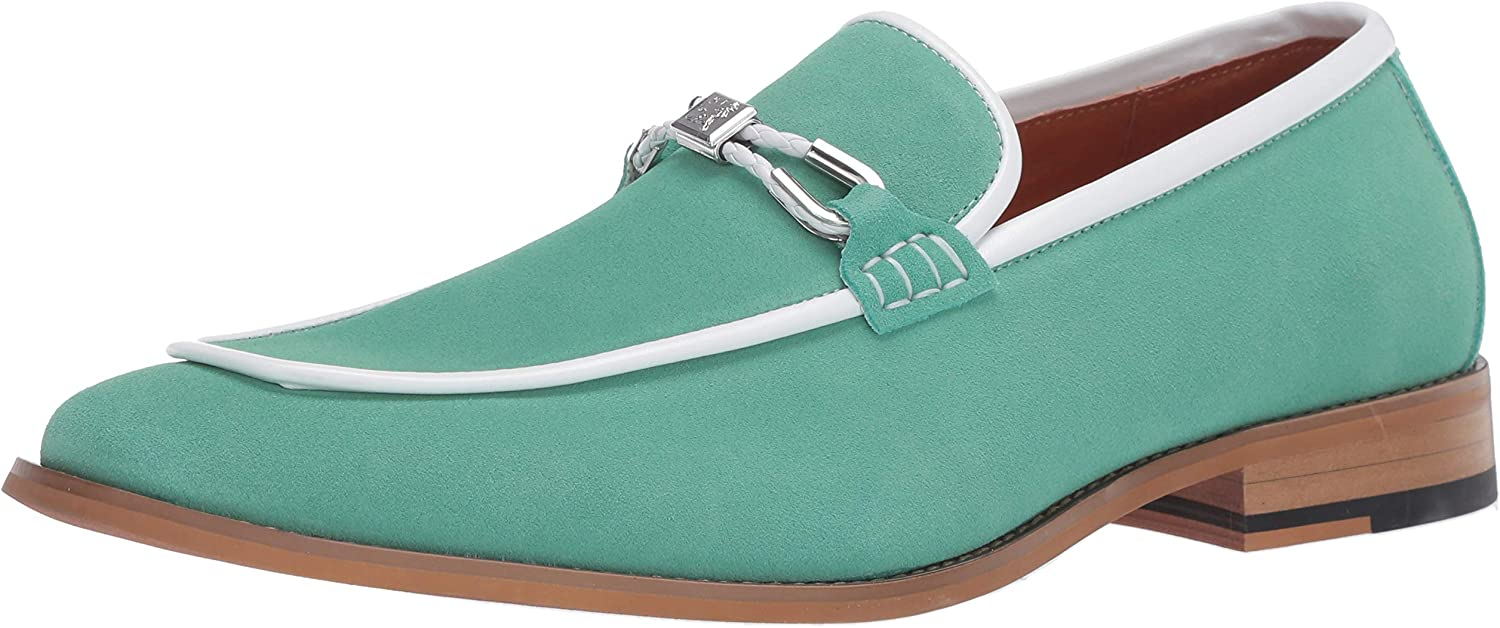 Sacramento Mall STACY Dealing full price reduction ADAMS Men's Colbin Loafer Suede Slip-on