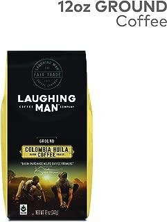 Laughing Man Hugh's Blend, Single Serve Coffee