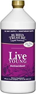 Sponsored Ad - Buried Treasure Live Young Antioxidant Dairy-Free, 32 Fluid Ounce