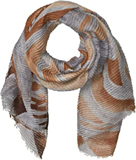 Steve Madden Women's Abstract Pleated Day Wrap