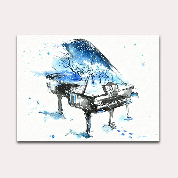Updated 2021 – Top 10 Piano Artwork Wall Decor