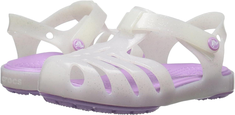 Crocs Unisex Kids Isabella Ankle Strap Sandals