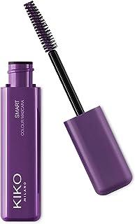 KIKO Milano Smart Colour Mascara - 01 | Kolorowy tusz do rzęs zapewniający panoramiczną objętość