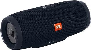 Jbl Charge 3 Waterproof Portable Bluetooth Speaker, Black -Jblcharge3Blkam