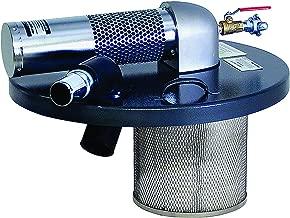 Guardair Pneumatic Vacuum Generating Head N551B for Top of 55 Gallon Drum, B Venturi, 2