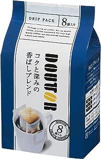 ドトールコーヒー ドリップパック コクと深みの香ばしブレンド8P×6個