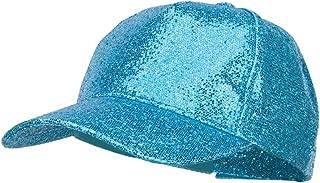 Ladies Glitter Baseball Cap