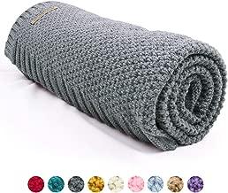 Best grey cellular blanket Reviews